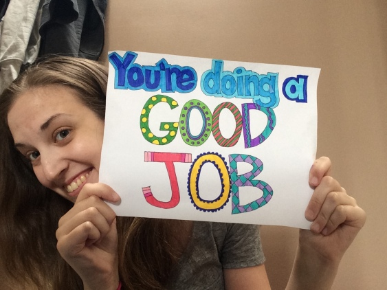 Image result for You Are Doing A Good Job Picture