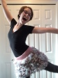 Sometimes you just need to make yourself a tutu and dance around in it while you take photos
